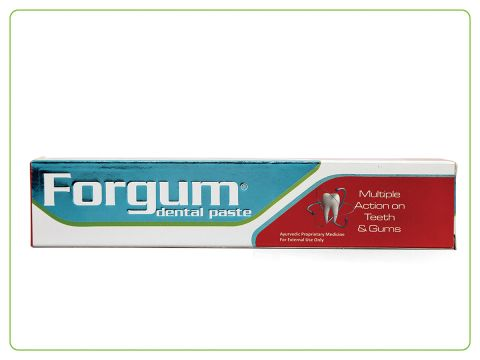 Forgum Dental Paste