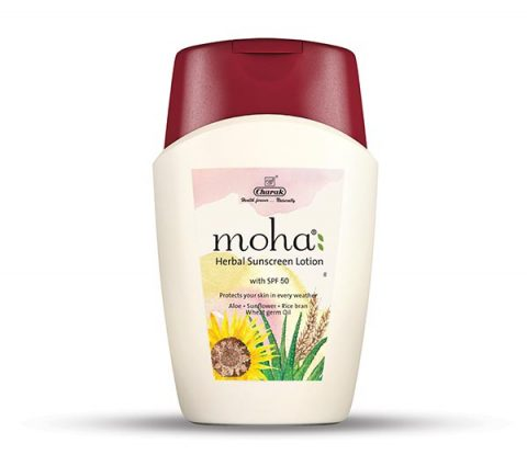 Moha: Herbal Sunscreen Lotion