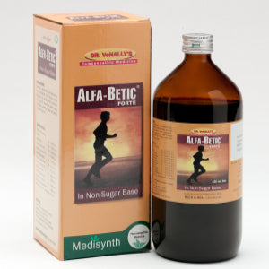 Alfabetic Forte Syrup