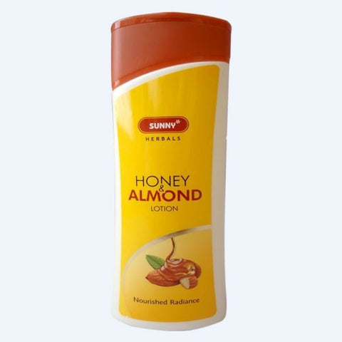 Bakson Sunny Herbal Honey and Almond skin lotion
