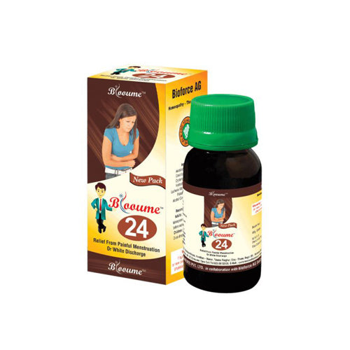 Blooume 24 Menstrusan Syrup