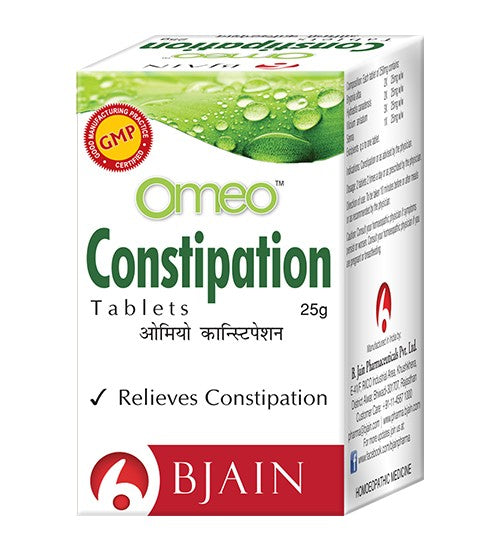 Omeo Constipation