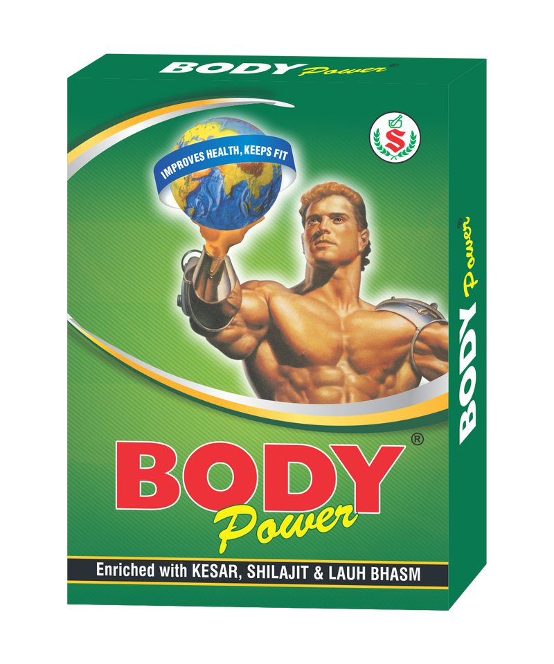 Body Power capsules