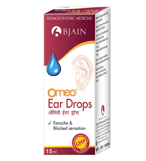 Omeo Ear Drops