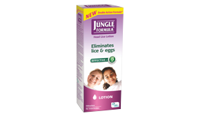 Jungel From Lice Lotion