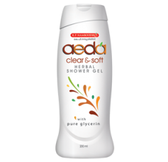 aeda Herbal Shower Gel
