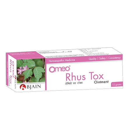 OMEO RHUS TOX OINTMENT