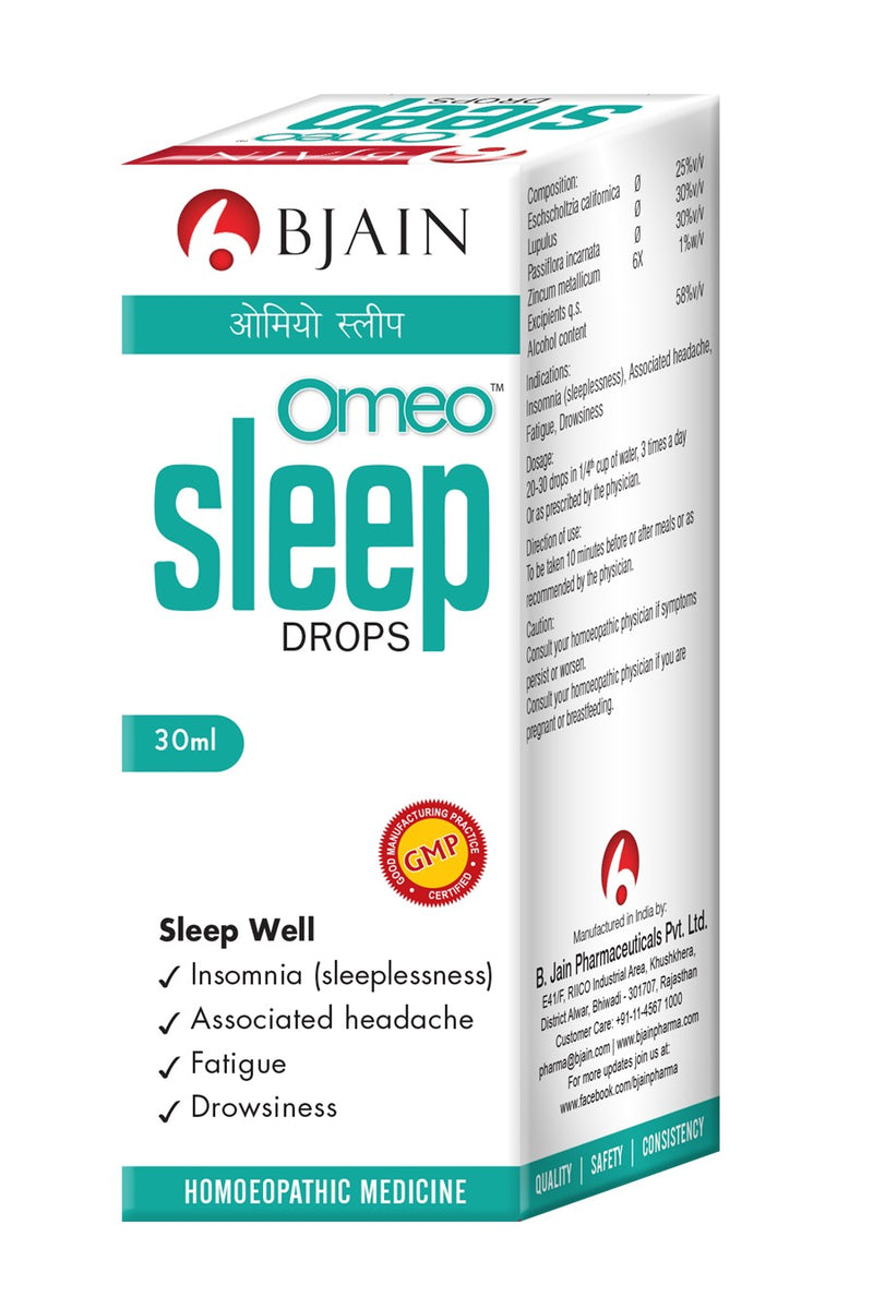 Omeo Sleep Drop