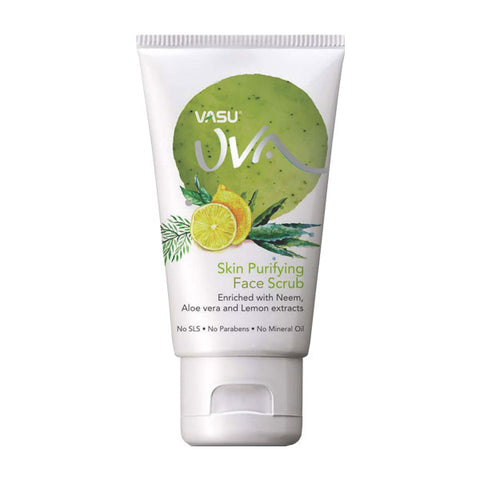UVA Skin Purifying Face Scrub