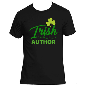St Patrick's Day Irish Author Men's T-Shirt