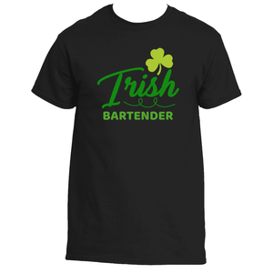 St Patrick's Day Irish Bartender Men's T-Shirt
