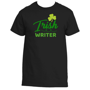 St Patrick's Day Irish Writer Men's T-Shirt