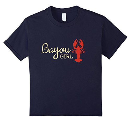 Bayou Girl  Louisiana Cajun Shirt