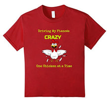 Driving Fiancee Crazy One Chicken at Time TShirt