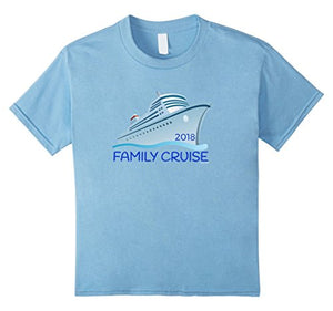 Family Cruise 2018 Best Price Cruise Vacation TShirt