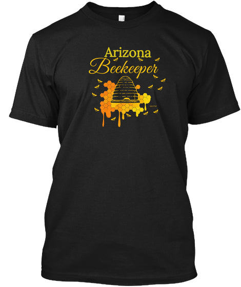 Arizona Beekeeper Men's T-Shirt