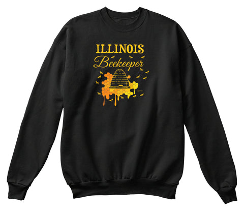 Illinois Beekeeper Sweatshirt