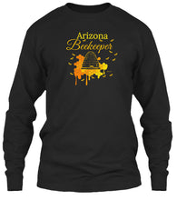 Arizona Beekeeper Long Sleeve T-shirt