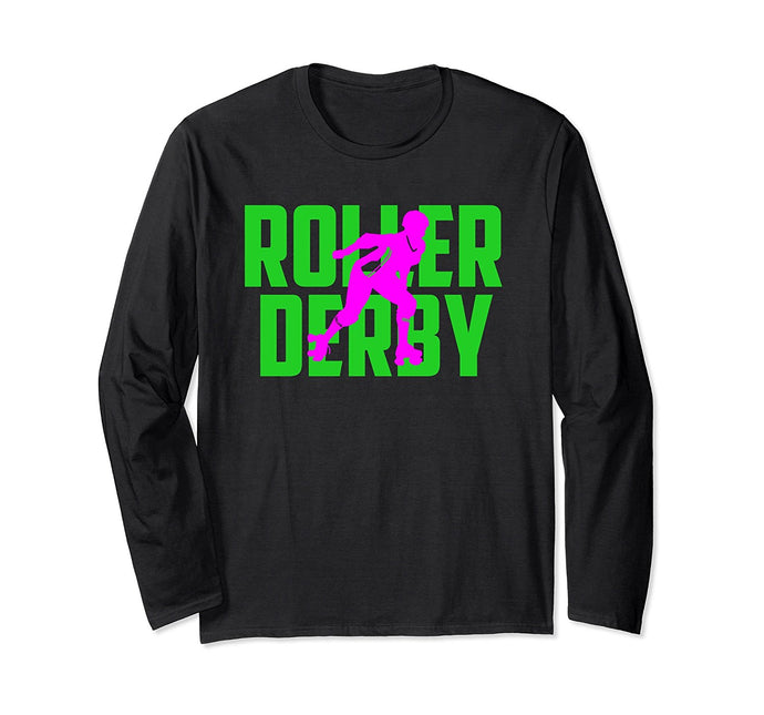 Roller Derby Roller Skating Shirt For Roller Derby Skater