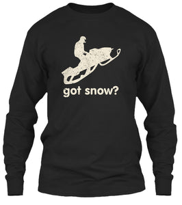 Got Snow Extreme Winter Sports Shirt