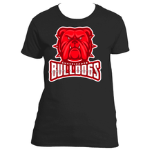 Bulldogs Cheerleader Women's TShirt