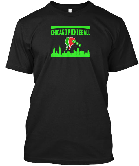 Chicago Pickleball Unisex TShirt