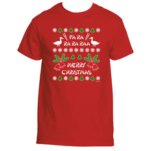 Christmas Story Fa Ra Ra Duck Dinner Ugly Christmas Sweater TShirt