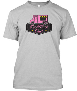 Food Truck Chick TShirt