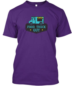 Food Truck Guy TShirt