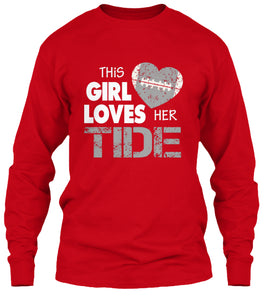 This Girl Loves Her Tide Long Sleeve