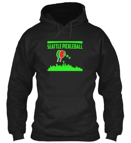 Seattle Pickleball Hoodie