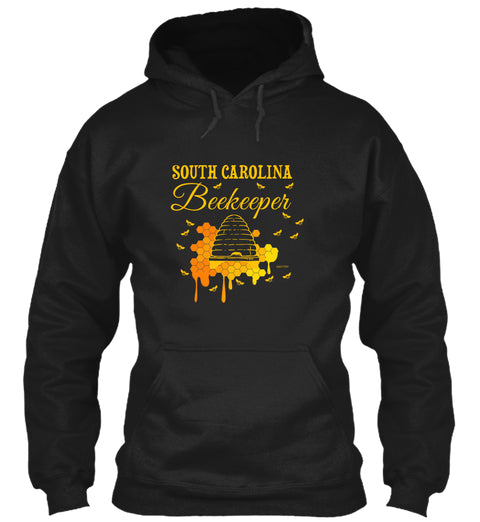 South Carolina Beekeeper Beekeeping Hoodie