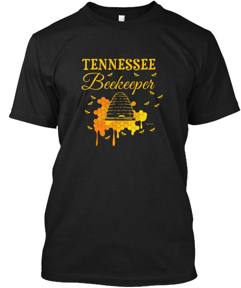 Tennessee  Beekeeping Shirt for the Tennessee Beekeeper T-Shirt