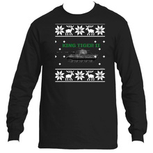 Ugly Christmas Sweater Long Sleeve T-Shirt Military Tank