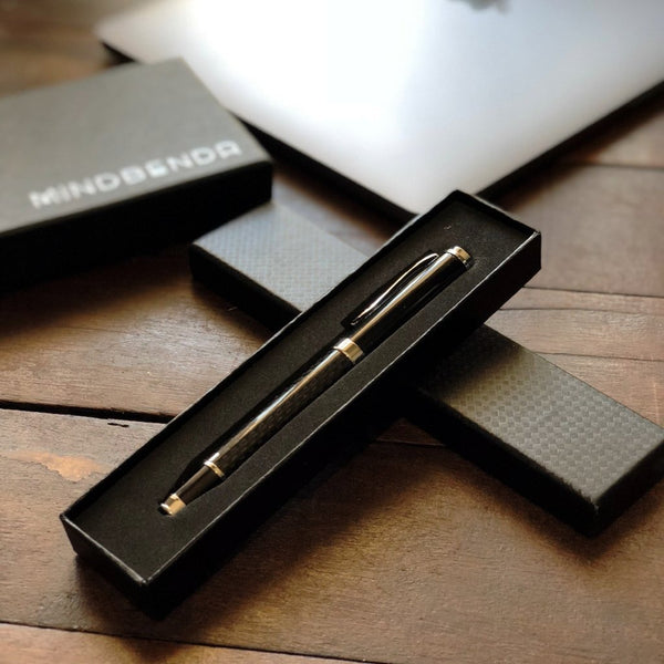 Mindbendr Executive Carbon Fibre Pen - Mindbendr