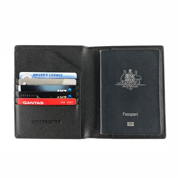 Mindbendr Passport Travel Wallet - Mindbendr