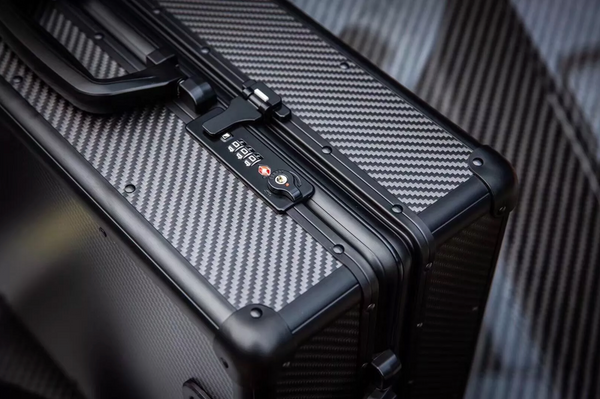 Mindbendr Carbon Fibre Black Edition Luggage - PREORDER