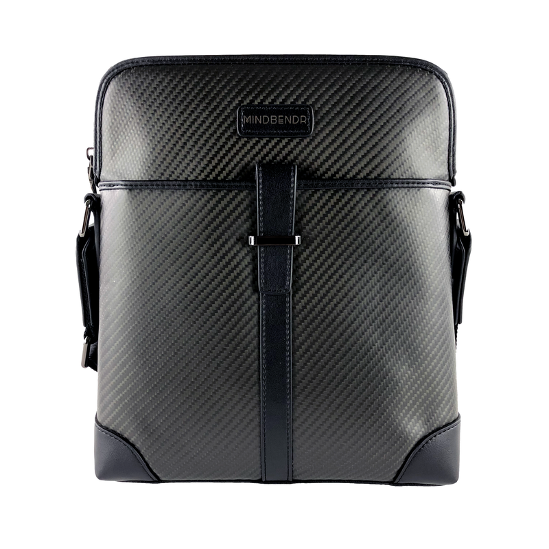 Mindbendr Vertical Messenger Bag - Mindbendr