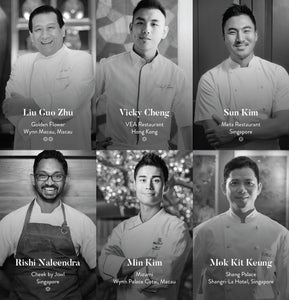 GastroMonth Circle of Excellence Awards Ceremony and Gala Dinner | 4 Nov | 6.30pm | Shangri-La Hotel Singapore
