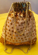 1960s Crown Evening Bag