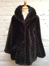 Faux Fur Jacket Size 12/14