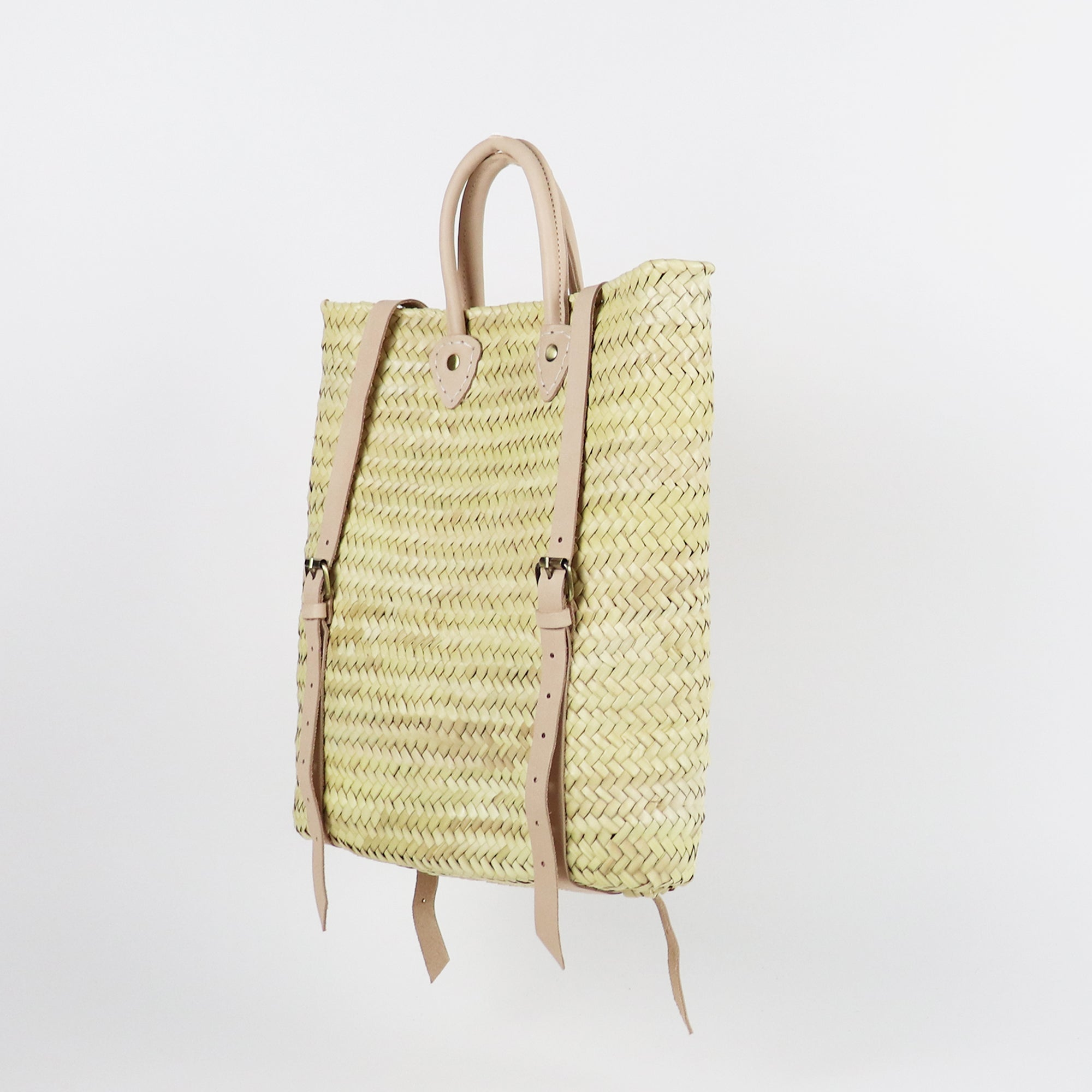 PANAMA Backpack - NATURAL