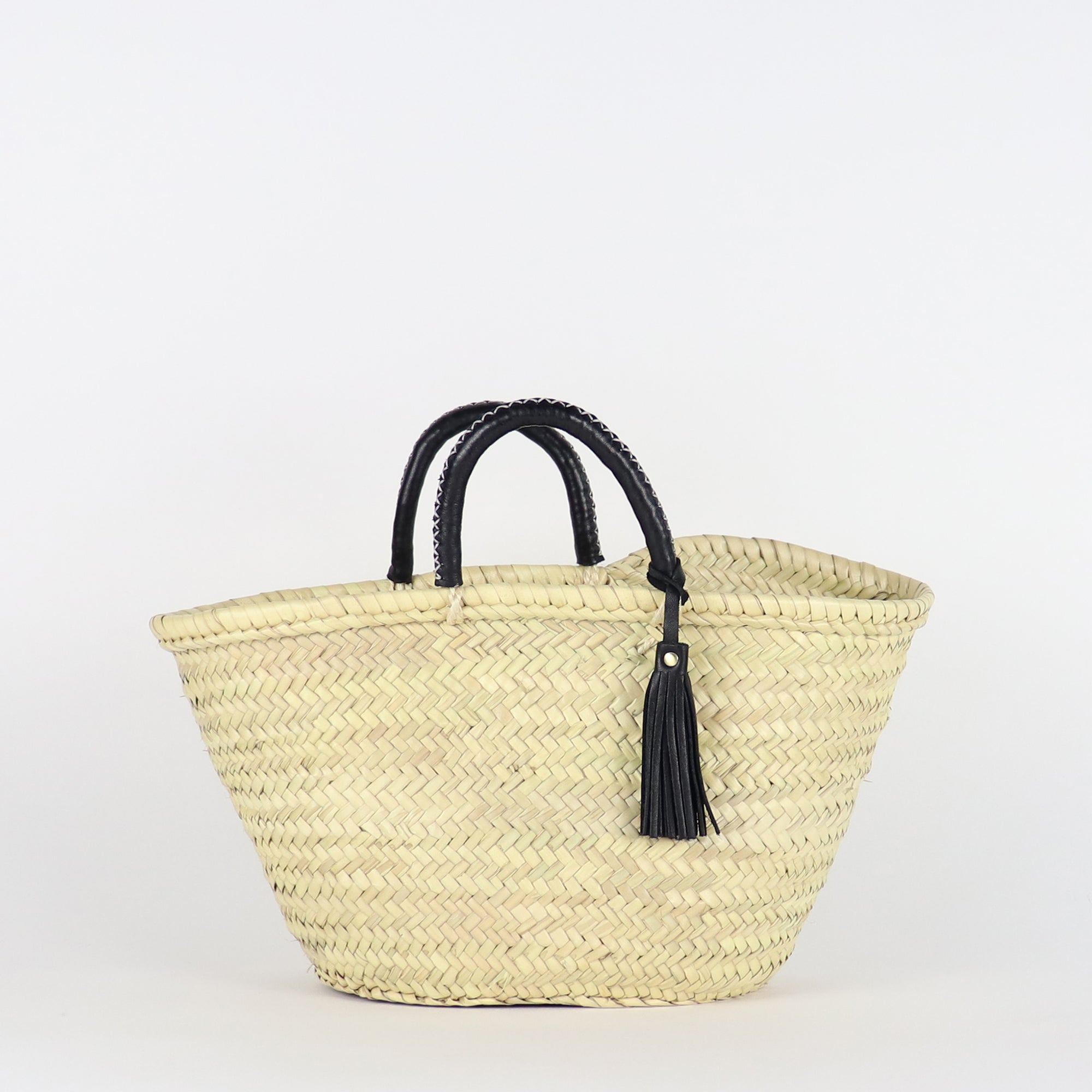 HONOLULU French Basket - BLACK