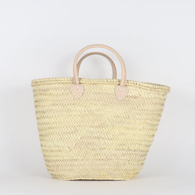 Large format of Classic french basket in natural color