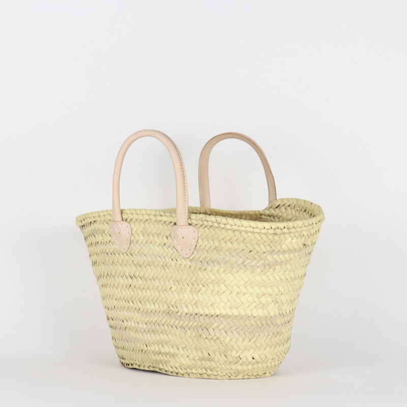 SANTIAGO French Basket - NATURAL