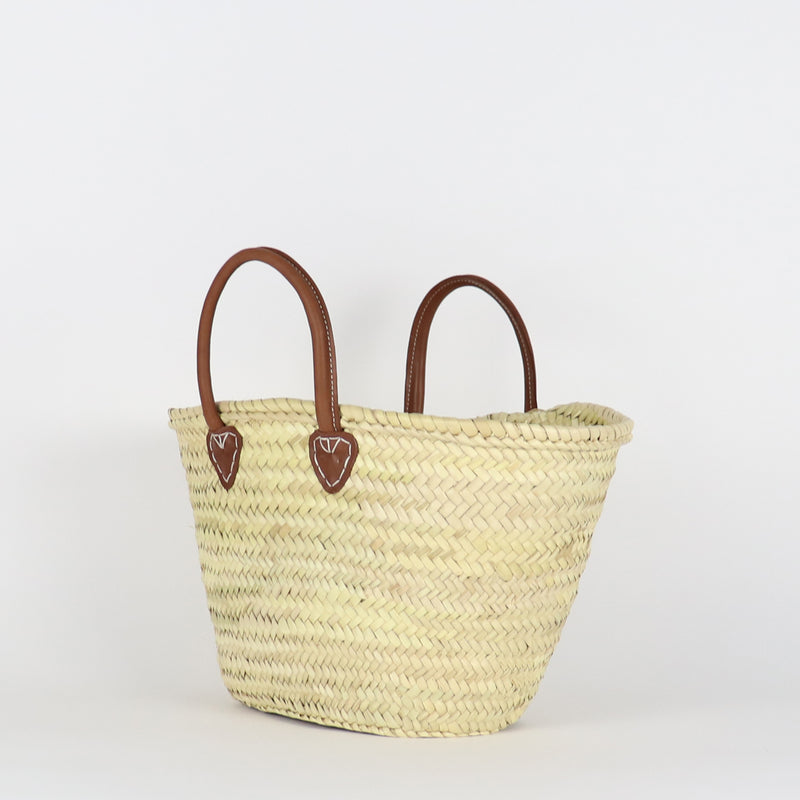 SANTIAGO French Basket - TAN
