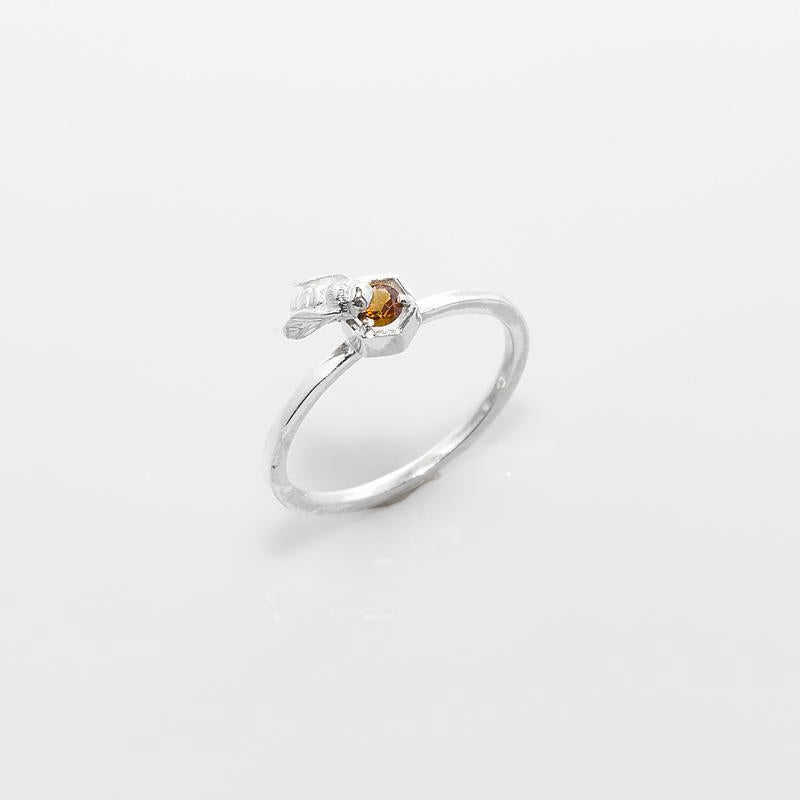Single Honey Bee Ring