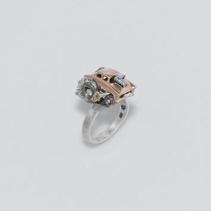 Muscle Car Ring