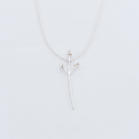 Fern Cross Pendant