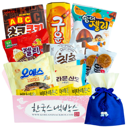 Christmas Korean Snack Box - December